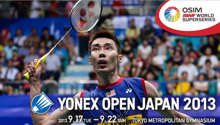 Tổng hợp qua các vòng đấu tại giải Nhật Bản super series 2013